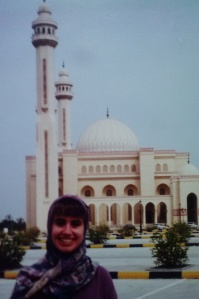 LP at Grand Mosque