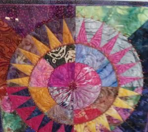 mayo textile quilt still more