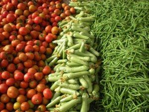 Morocco veggies